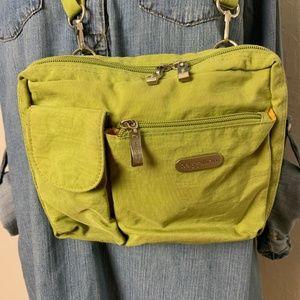 Baggallini Bags - baggallini Small Green Crossbody Bag Purse